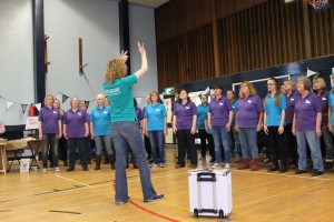 """Do Your Thing"" Community Choir"