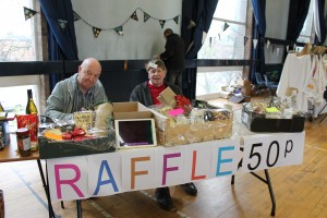 The fantastic raffle