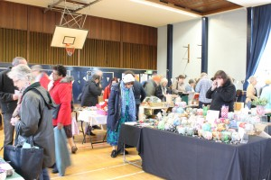 Fairtrade stalls